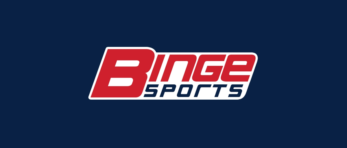 Welcome To Binge Sports