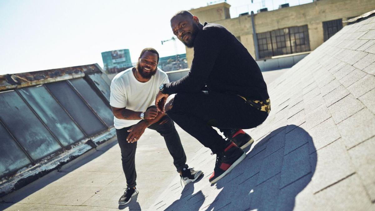 Martellus Bennett And Michael Bennett Roast Everyone In The NFL