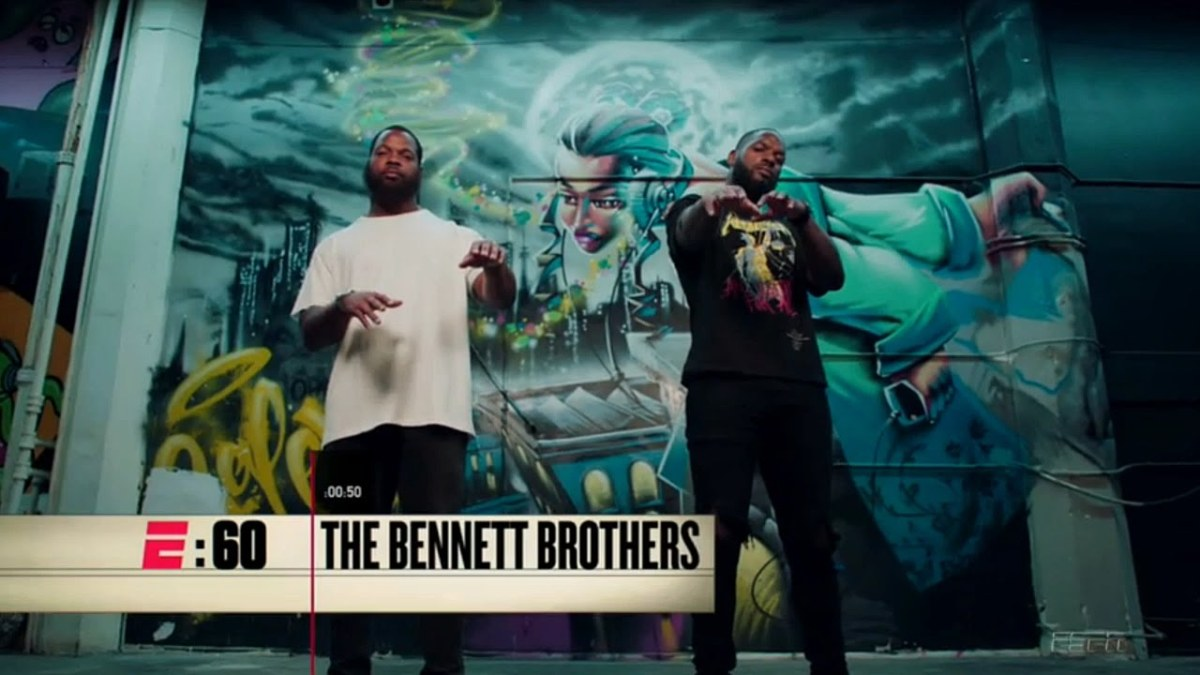 Last Night's E:60 The Brothers Bennett Was Amazing
