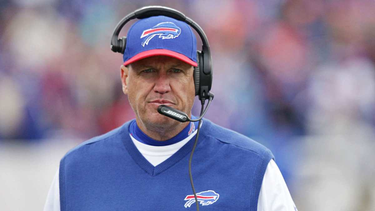 Gone But Never Forgotten: Rex Ryan Has Been Fired As Head Coach Of The Buffalo Bills