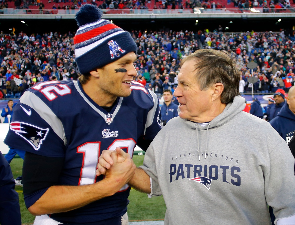 Bill Belichick Wants To Coach At Least 5 More Years And Outlast Tom Brady