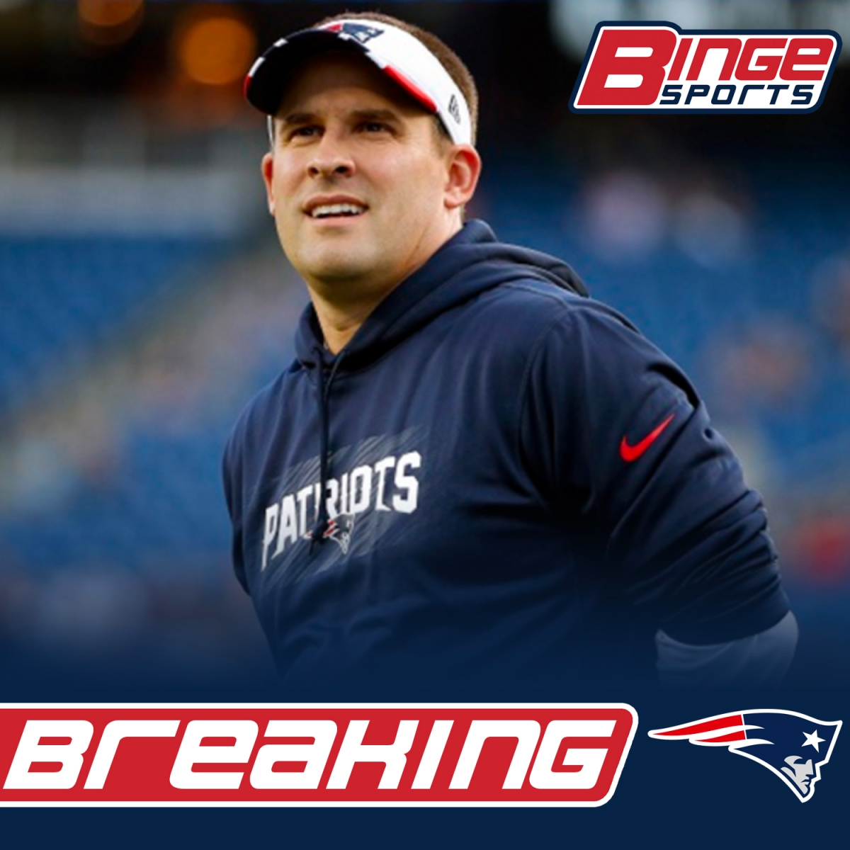 BREAKING: Josh McDaniels Won't Take Colts Job, Will Remain With The Patriots