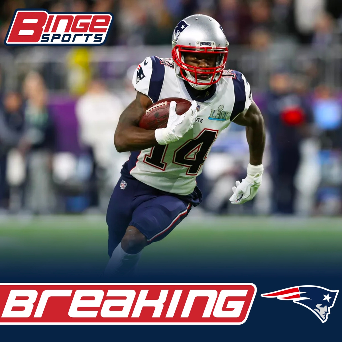 The Patriots Trade Brandin Cooks To The Rams