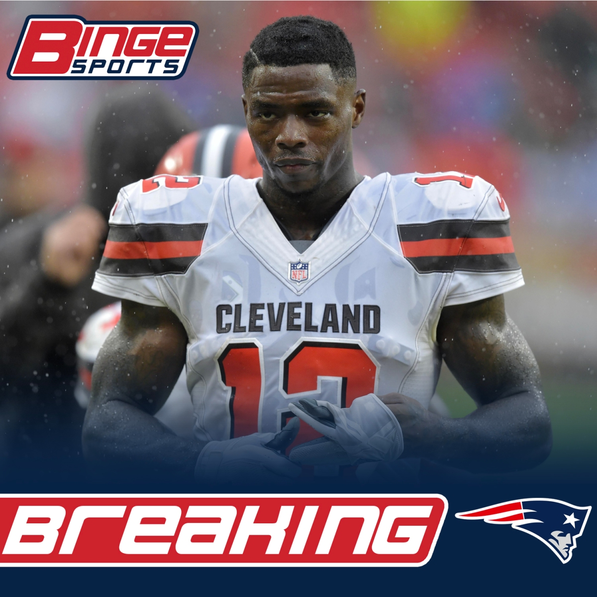 Josh Gordon Is A New England Patriot